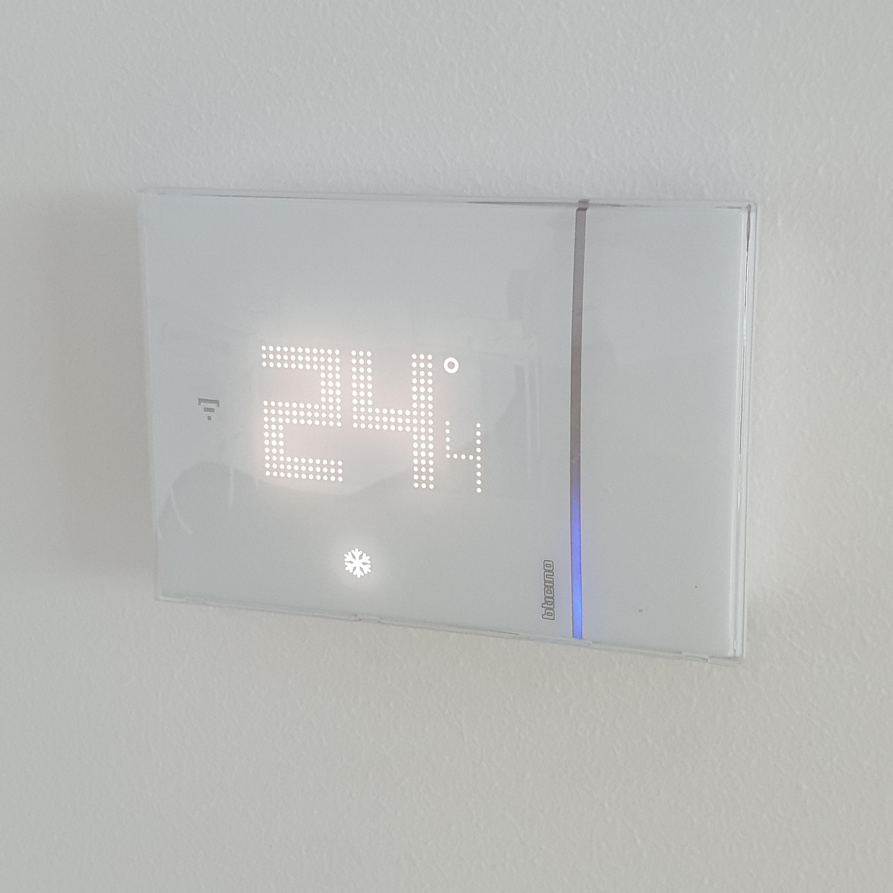 bticino termostato